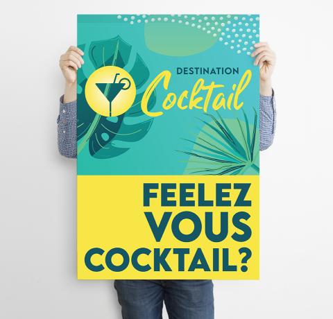 Destination Cocktail