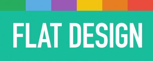 Le « Flat Design »