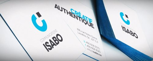 Communications Isabo se dévoile!