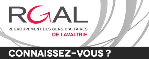 Connaissez-vous le Regroupement des gens d'affaires de Lavaltrie?