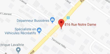 Isabo Google Map